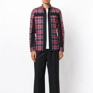 Givenchy FallWinter 2017 Collection crucifix shirt